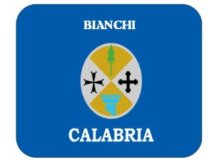 Symbol of the town of Bianchi, my great-grandfather's birthplace.