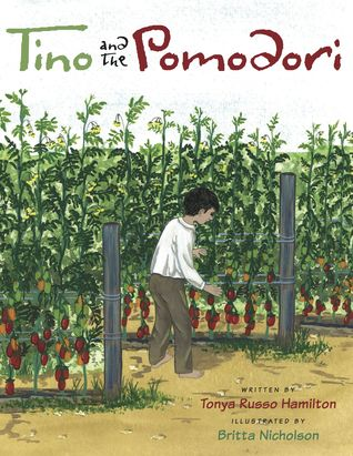 Tino and the Pomodori cover